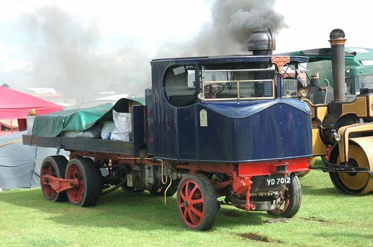 Auction Lot 3171  (1933 Sentinel DG6 Steam Wagon (built as) 3-Way Tipper. Reg n..) Image 1