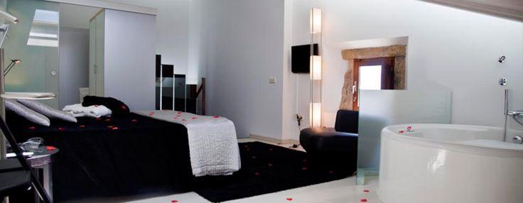 Posada Real La Pascasia room