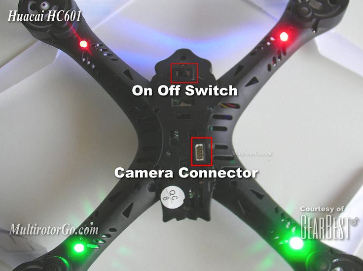 Huacai HC601 RC Quadcopter Drone Drones  You can get it here $35.13 --- http://shrsl.com/?~8w95 --- Great Quadcopter for beginners and intermediates. Has camera connector, On Off Switch. Please be sure to see my videos of this quadcopter so you can decide if this quadcopter is right for your needs. Soon I will Upload the full Detailed review. Subscribe to my channel and stay tuned to see it and many more videos. Videos in English, Español y Português…