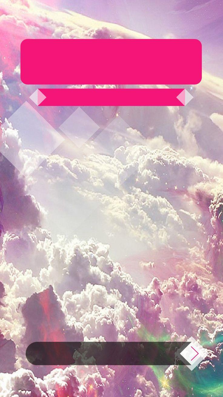 ↑↑TAP AND GET THE FREE APP! Lockscreens Art Creative Clouds Sky View Flight HD iPhone 6 Plus Lock Screen