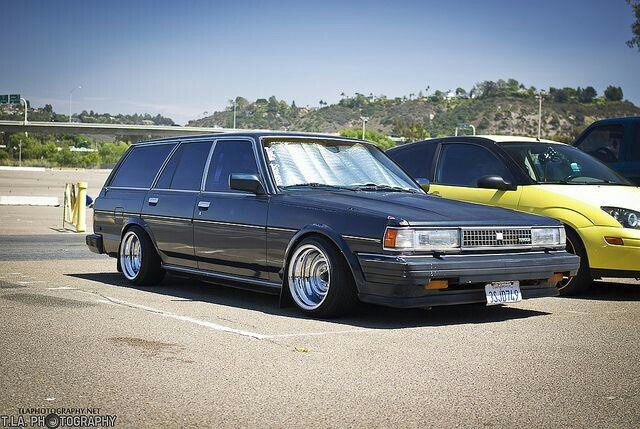 Cressida wagon