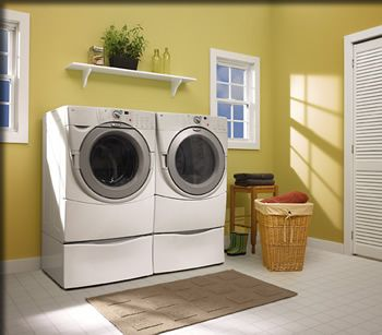 laundry room color maybe a little paler yellow!!!