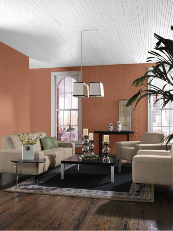 Spiced Cider Sw 7702 Sherwin Williams Pinterest Colors