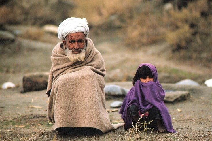 Protection from the Cold - Afghanistan