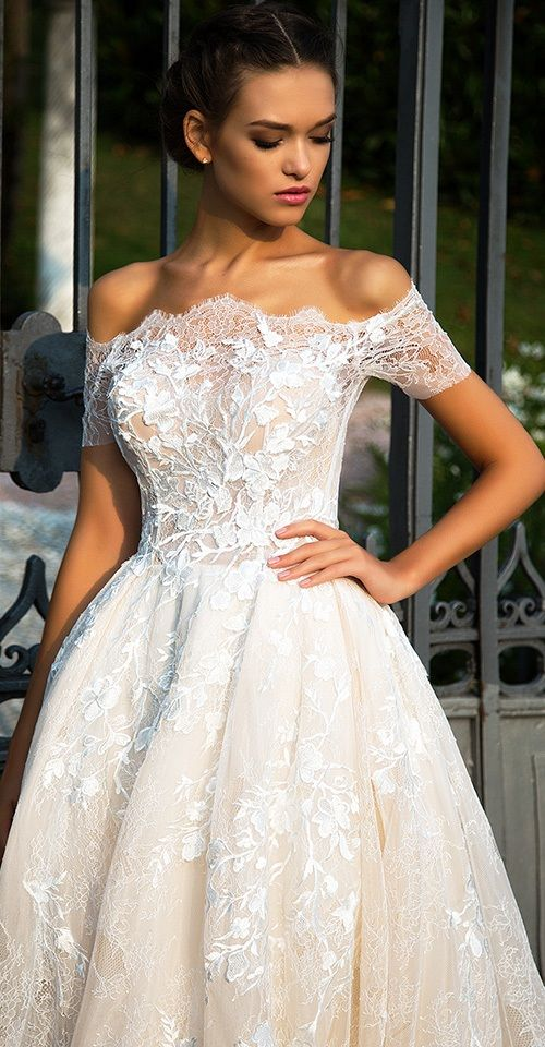 Milla Nova Bridal 2017 Wedding Dresses adalla2 / http://www.deerpearlflowers.com/milla-nova-2017-wedding-dresses/6/