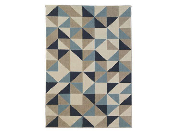 Tapis 160x230 cm NORDI - Conforama - 70€