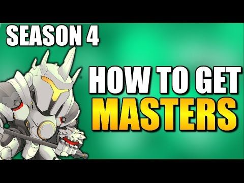 How To GET TO MASTERS In Overwatch Season 4 - How To Rank Up In Overwatch Competitive - Tips Tricks - (More info on: http://LIFEWAYSVILLAGE.COM/how-to/how-to-get-to-masters-in-overwatch-season-4-how-to-rank-up-in-overwatch-competitive-tips-tricks/)