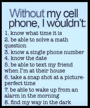 how did we make it before cell phones?Laugh, Stuff, Quotes, Cell Phones, Funny, Truths, So True, Humor, True Stories