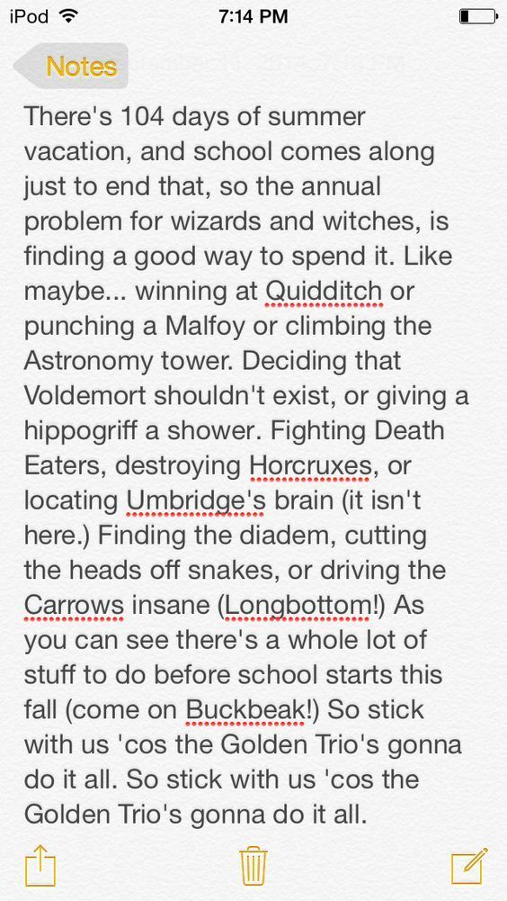 "My Harry Potter parody of the Phineas and Ferb theme song. It would be better if it said ""finding Umbridges heart (it isn't here!"""