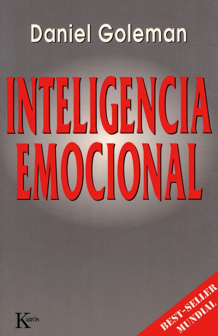 Libro Inteligencia emocional, de Daniel Goleman | Libros Más Vendidos