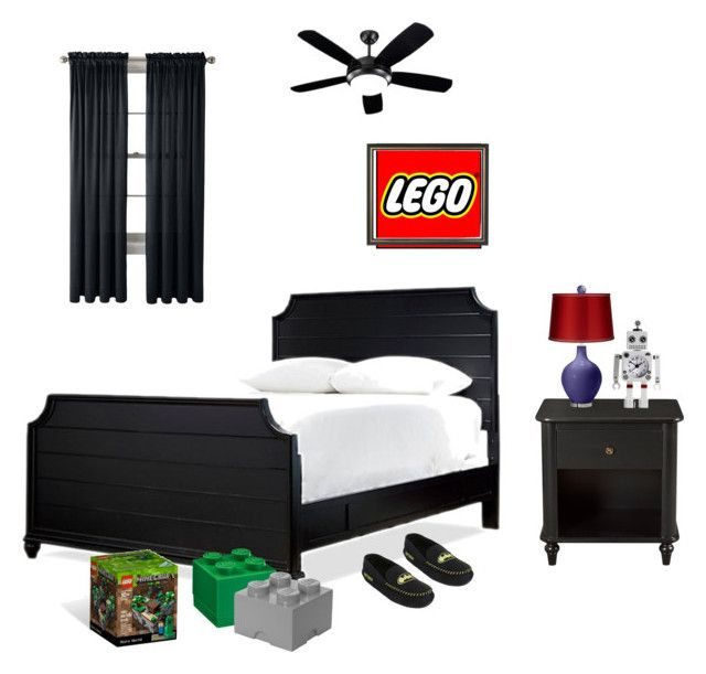 Boys Lego Room By Truprincess On Polyvore Featuring