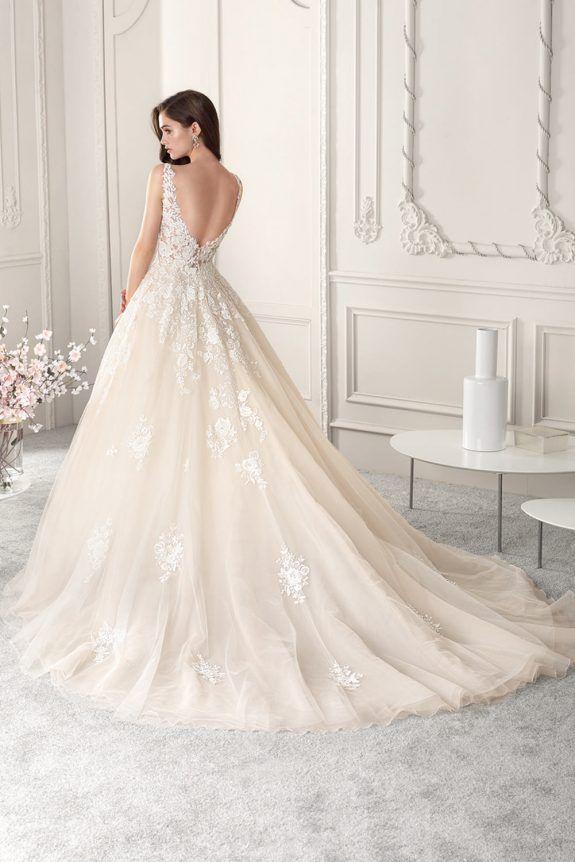 6746b06a11 Demetrios - Wedding Dress - 813