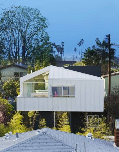 Barbara Bestor Designs Houses That Hover
