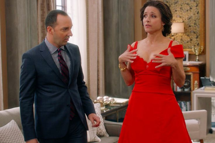 Selina Meyer Avoids Obscurity (And Land Mines) in 'Veep' Season 6 Trailer