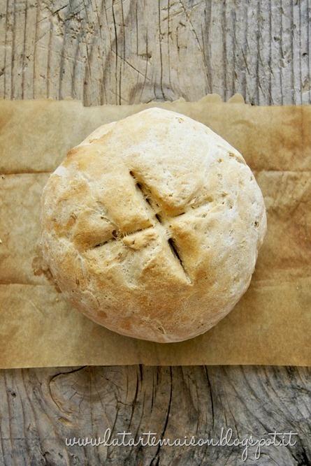 Pane ai semi di cumino e finocchio