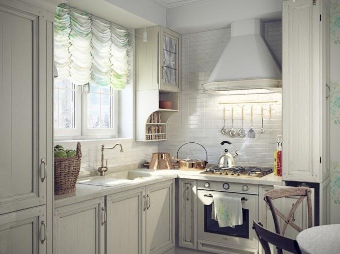 Lifelike Kitchen Rendering By