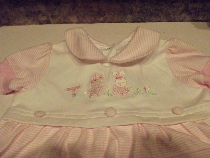 first impressions girl sleepwear size 6/9 months. #FirstImpressions #Everyday