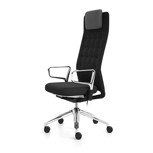 Trim kontorstol - ID stole har mange variationsmuligheder til fordele for virksomheder i form af æstetik, vedligeholdelse og service. #kontormøbler #kontor #kontorindretning #kontorstole