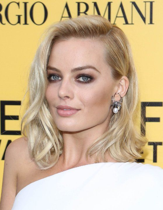INSPIRATION :: lovelovelove Margot Robbie's makeup here!