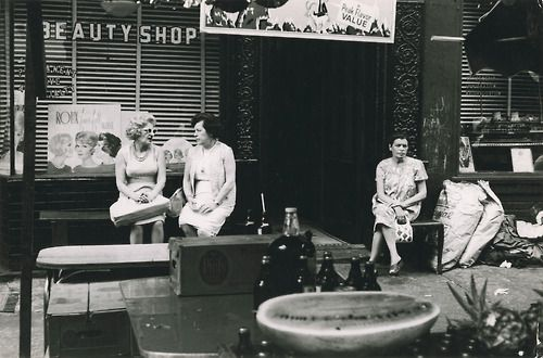 Ronald Reis - Little Italy, 1964