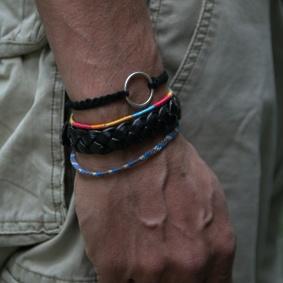 Bracelet porte bonheur aussi pour les hommes et les enfants