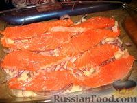 Фото приготовления рецепта: Лосось, запеченный по-фински -http://www.russianfood.com/recipes/recipe.php?rid=121993