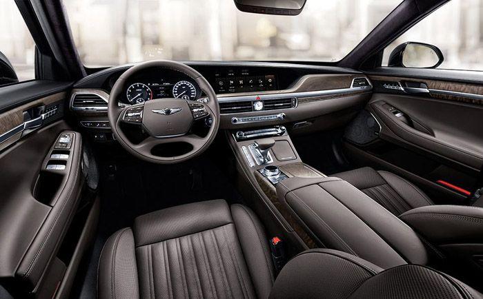 2020 Genesis G90 Release Date Specs And Price Allspeedcar Com Hyundai Genesis Hyundai Car
