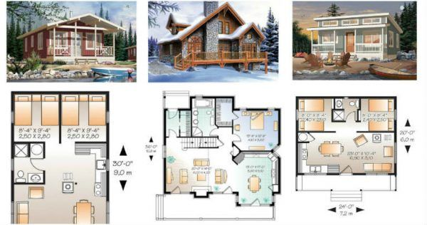 Functional House Plans For Different Types Of Houses Engineering Feed Different Types Of Houses Types Of Houses House Plans