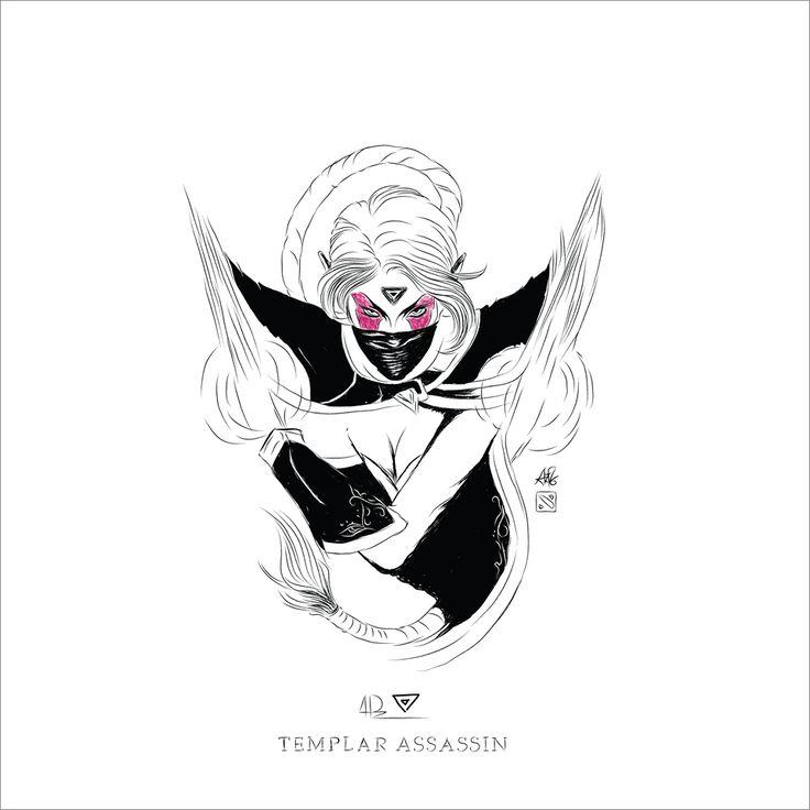 Templar Assassin
