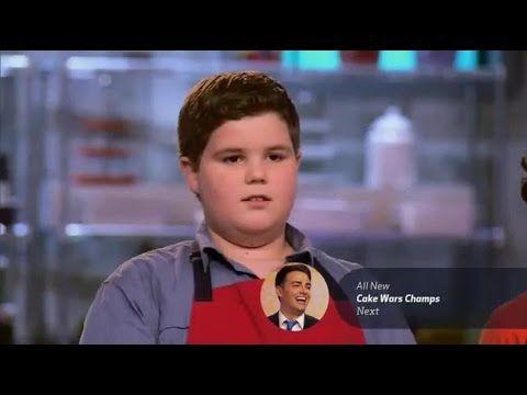 Kids Baking Championship season 3 Episode 9 Molecular Kidstronomy