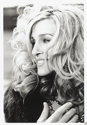 """I like my money right where I can see it... hanging in my closet."" -Sarah Jessica Parker as Carrie Bradshaw..... I hate SJP but love this quote"