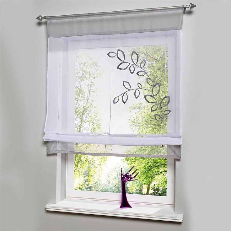 les 25 meilleures id es de la cat gorie rideaux de fen tres courts sur pinterest rideaux de la. Black Bedroom Furniture Sets. Home Design Ideas