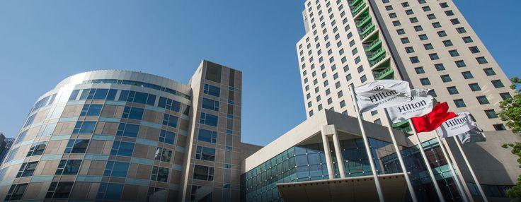Hilton Beijing Hotel – Geschäftsviertel Chaoyang Peking