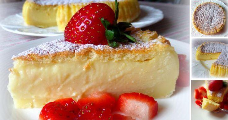 Krémový koláč Custard