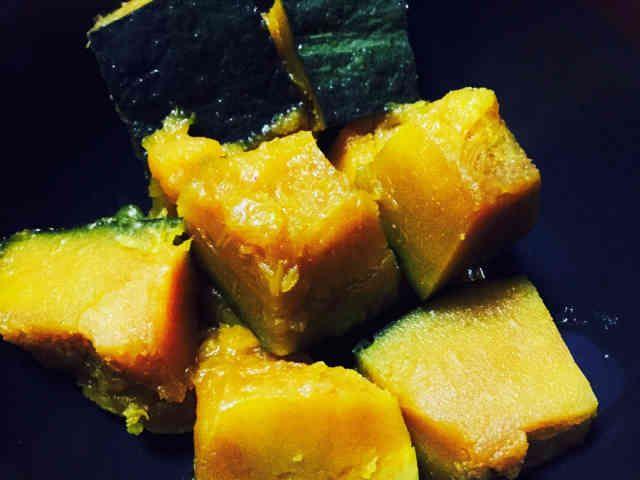 めんつゆで簡単☆かぼちゃの煮物の画像