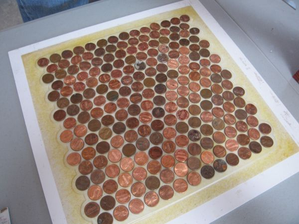 Best 25 Penny Flooring Ideas On Pinterest