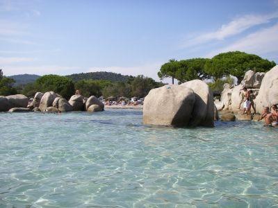 Plage de Santa Giulia en Corse -  - Vos bons coins dans toute la France