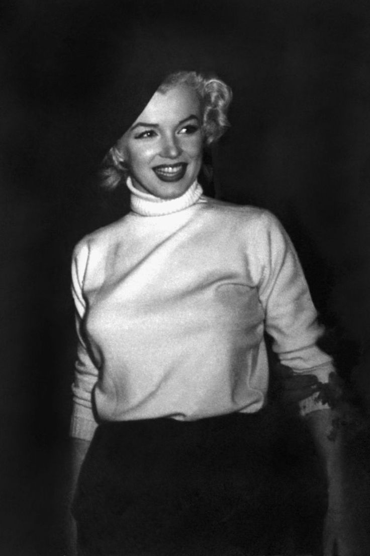 Pin by natalie on prom old hollywood pinterest - 43 Most Glamorous Photos Of Marilyn Monroe