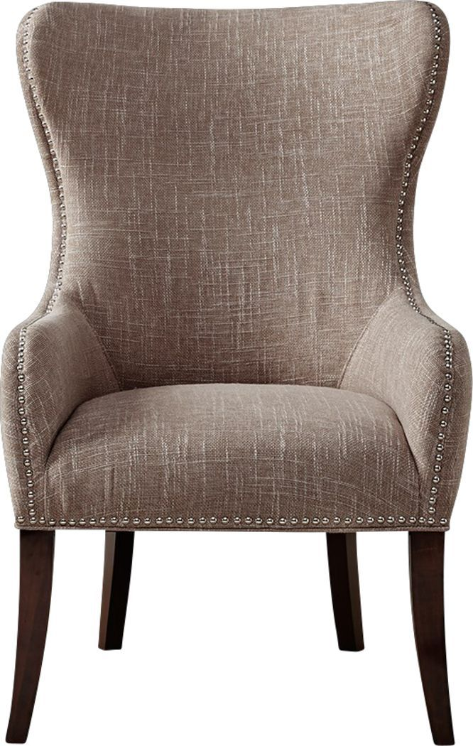 Brittmore Brown Accent Chair Brown Accent Chair Leather Chair