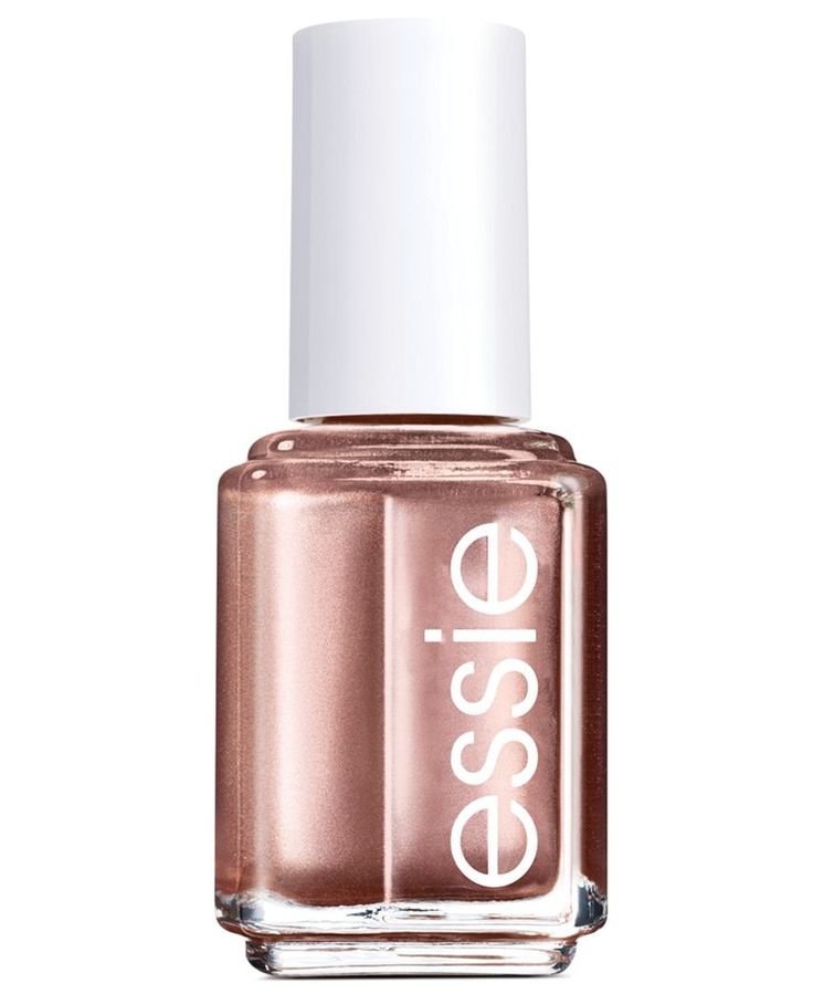 Essie Metallic Gold Nail Polish: 25+ Best Ideas About Rose Gold Nail Polish On Pinterest