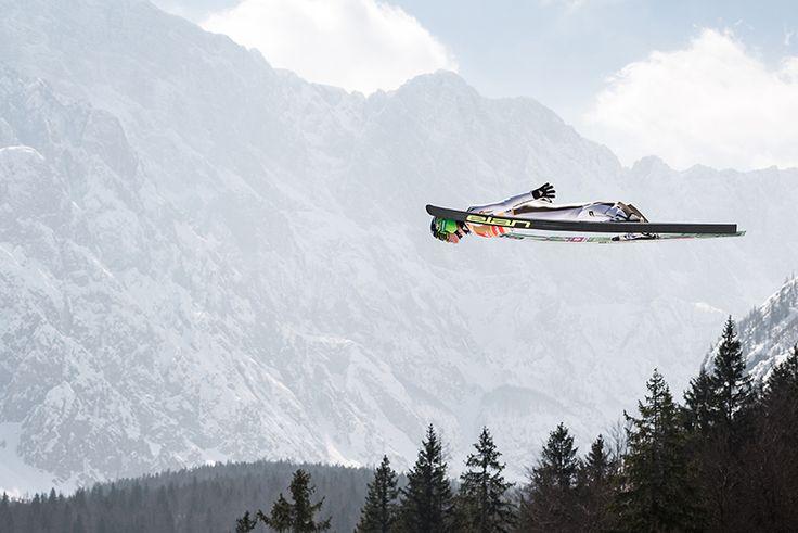 Slovenian ski jumper Peter Prevc.