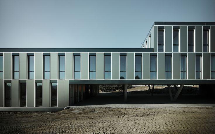 Stapellauf auf dem Hönggerberg - Züst Gübeli Gambetti - Architektur und Städtebau AG - Architekten Zürich