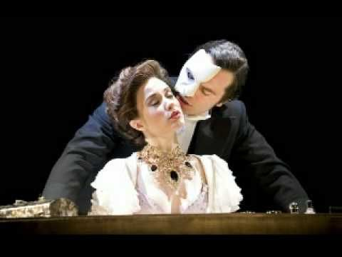 Once Upon Another Time (Love never Dies) A sampling of two great singers. Sierra Boggess and Ramin Karimloo.