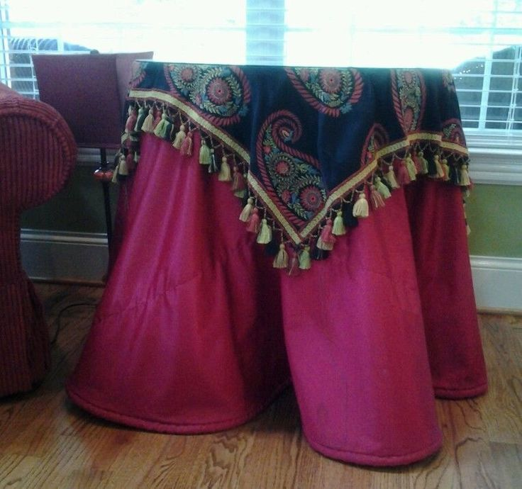 17 Best Images About Table Skirts On Pinterest Patio