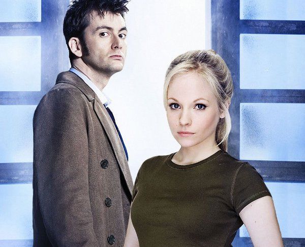 did you know that  David Tennant and Georgia Moffett are married?  like aka the doctor and the doctor's daughter!?  mind = blown.  love them