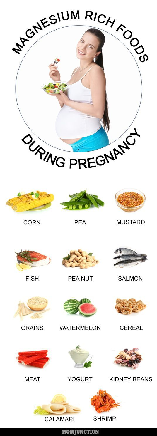 Magnesium During Pregnancy Why You Should Take It And How