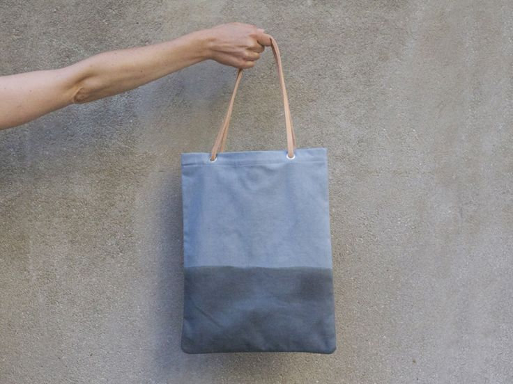 Dyed tote bag by værsgo