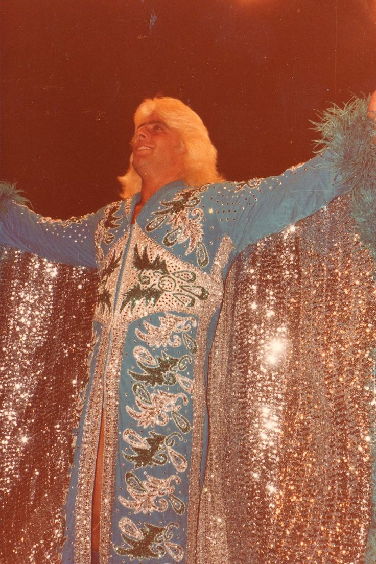 """HOME - A TRIBUTE TO THE """"NATURE BOY"""" RIC FLAIR"""
