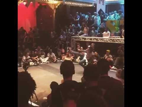 Les Twins summer dance battle LA 2016