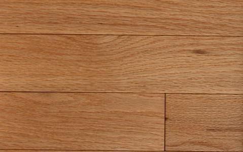Plancher bois franc chêne rouge